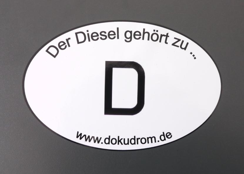 Der Diesel gehört zuDeutschland……..